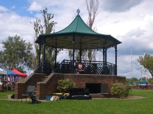 Lymington Bandstand
